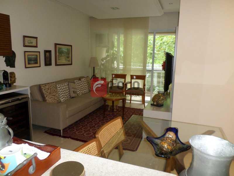 SALA - Apartamento à venda Rua Macedo Sobrinho,Humaitá, Rio de Janeiro - R$ 1.395.000 - FLAP32290 - 1