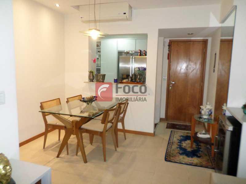 SALA - Apartamento à venda Rua Macedo Sobrinho,Humaitá, Rio de Janeiro - R$ 1.395.000 - FLAP32290 - 3