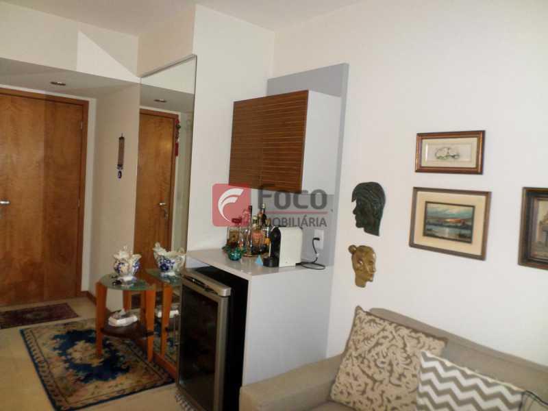 SALA - Apartamento à venda Rua Macedo Sobrinho,Humaitá, Rio de Janeiro - R$ 1.395.000 - FLAP32290 - 4