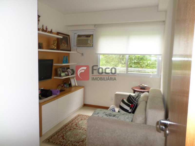 QUARTO 2 - Apartamento à venda Rua Macedo Sobrinho,Humaitá, Rio de Janeiro - R$ 1.395.000 - FLAP32290 - 9