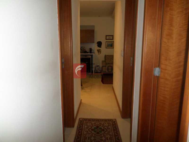 CIRCULAÇÃO - Apartamento à venda Rua Macedo Sobrinho,Humaitá, Rio de Janeiro - R$ 1.395.000 - FLAP32290 - 5