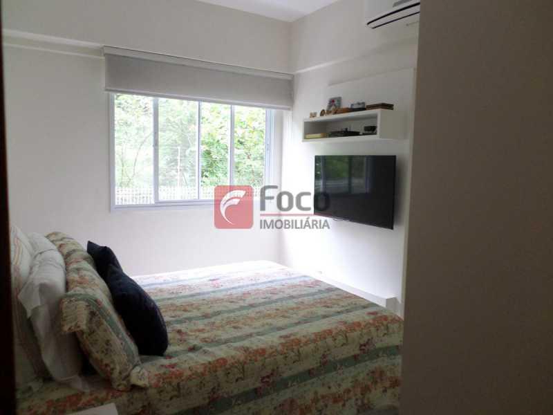 QUARTO SUITE - Apartamento à venda Rua Macedo Sobrinho,Humaitá, Rio de Janeiro - R$ 1.395.000 - FLAP32290 - 6
