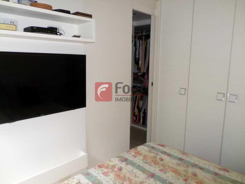 QUARTO SUÍTE - Apartamento à venda Rua Macedo Sobrinho,Humaitá, Rio de Janeiro - R$ 1.395.000 - FLAP32290 - 7