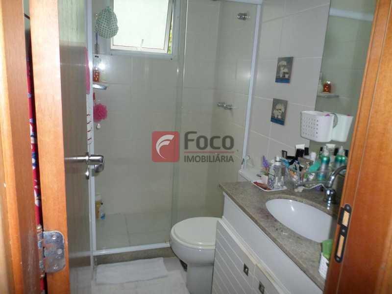 BANHEIRO SUÍTE - Apartamento à venda Rua Macedo Sobrinho,Humaitá, Rio de Janeiro - R$ 1.395.000 - FLAP32290 - 13