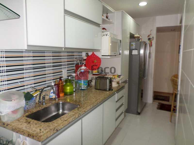 COZINHA - Apartamento à venda Rua Macedo Sobrinho,Humaitá, Rio de Janeiro - R$ 1.395.000 - FLAP32290 - 16