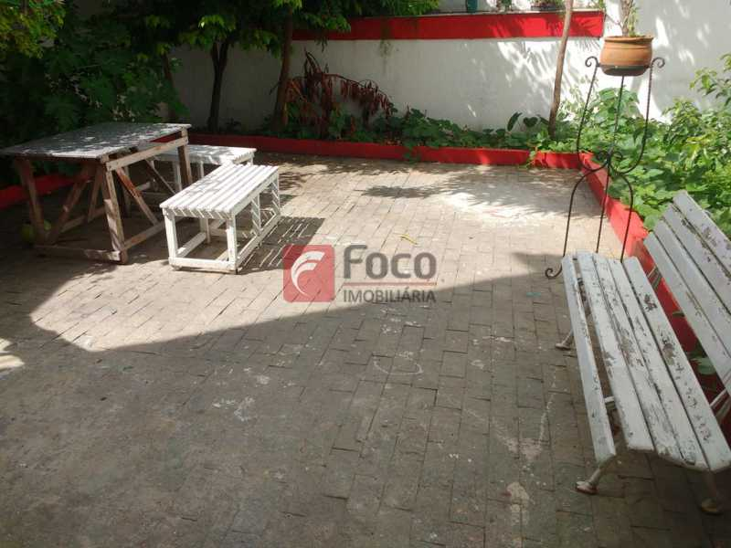 QUINTAL - Casa de Vila à venda Travessa Visconde de Morais,Botafogo, Rio de Janeiro - R$ 2.450.000 - FLCV50005 - 7