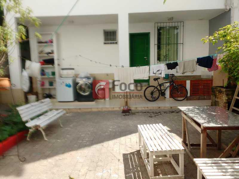 QUINTAL - Casa de Vila à venda Travessa Visconde de Morais,Botafogo, Rio de Janeiro - R$ 2.450.000 - FLCV50005 - 8