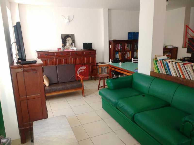 SALA - Casa de Vila à venda Travessa Visconde de Morais,Botafogo, Rio de Janeiro - R$ 2.450.000 - FLCV50005 - 3