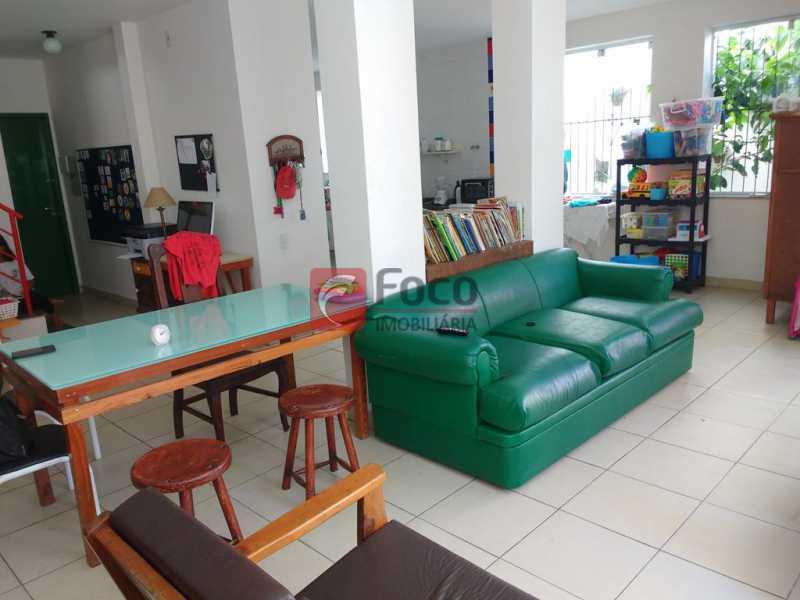 SALA - Casa de Vila à venda Travessa Visconde de Morais,Botafogo, Rio de Janeiro - R$ 2.450.000 - FLCV50005 - 1