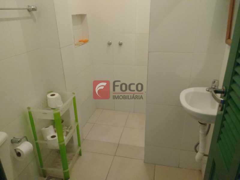 BANHEIRO SOCIAL - Casa de Vila à venda Travessa Visconde de Morais,Botafogo, Rio de Janeiro - R$ 2.450.000 - FLCV50005 - 5