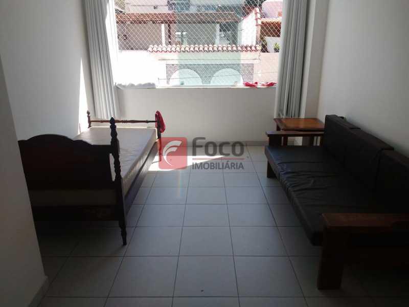 QUARTO - Casa de Vila à venda Travessa Visconde de Morais,Botafogo, Rio de Janeiro - R$ 2.450.000 - FLCV50005 - 16