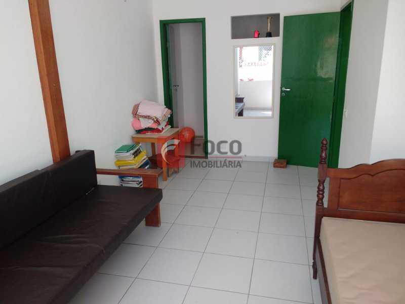 QUARTO  - Casa de Vila à venda Travessa Visconde de Morais,Botafogo, Rio de Janeiro - R$ 2.450.000 - FLCV50005 - 17