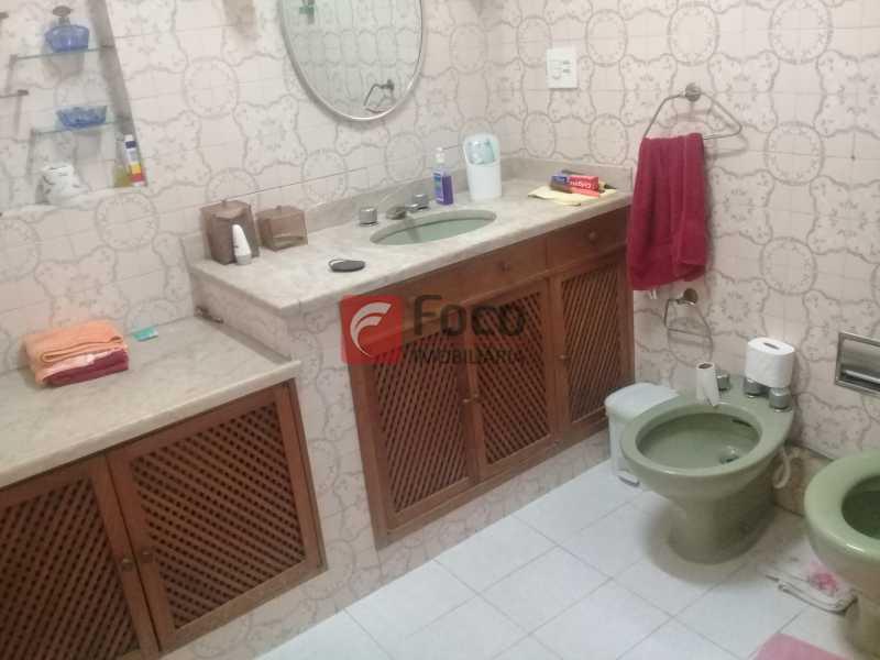 banheiro social - Apartamento 2 quartos à venda Glória, Rio de Janeiro - R$ 550.000 - JBAP20946 - 11