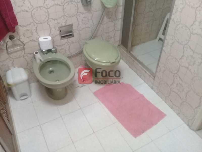 banheiro social - Apartamento 2 quartos à venda Glória, Rio de Janeiro - R$ 550.000 - JBAP20946 - 13
