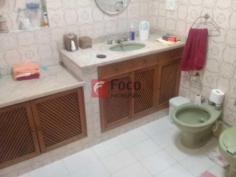 banheiro social - Apartamento 2 quartos à venda Glória, Rio de Janeiro - R$ 550.000 - JBAP20946 - 14