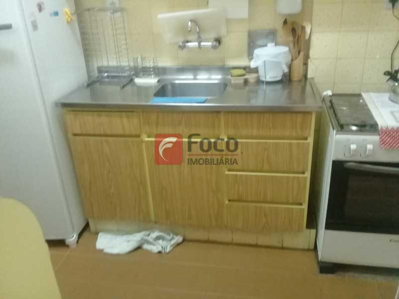 cozinha - Apartamento 2 quartos à venda Glória, Rio de Janeiro - R$ 550.000 - JBAP20946 - 18