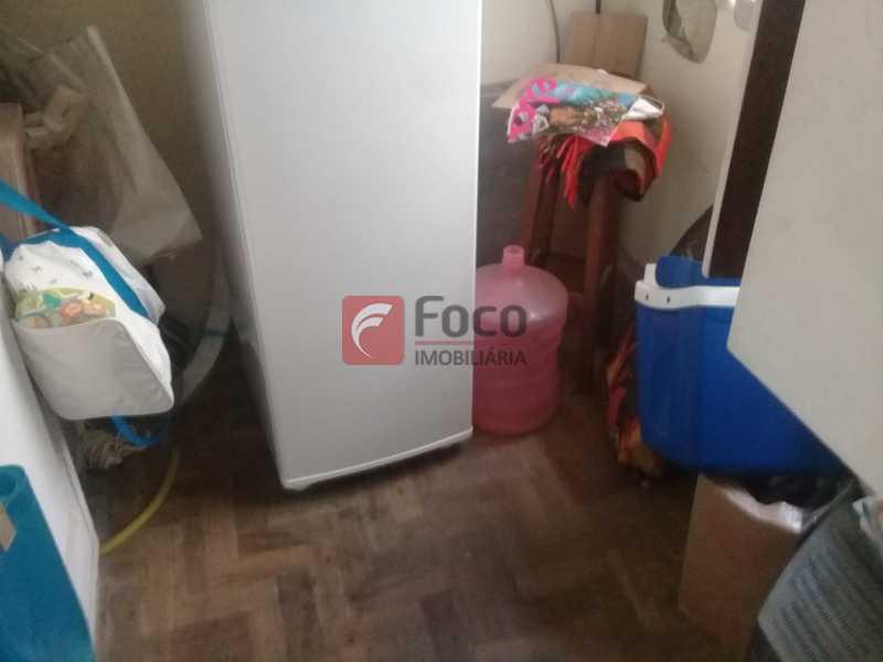 dependência - Apartamento 2 quartos à venda Glória, Rio de Janeiro - R$ 550.000 - JBAP20946 - 27