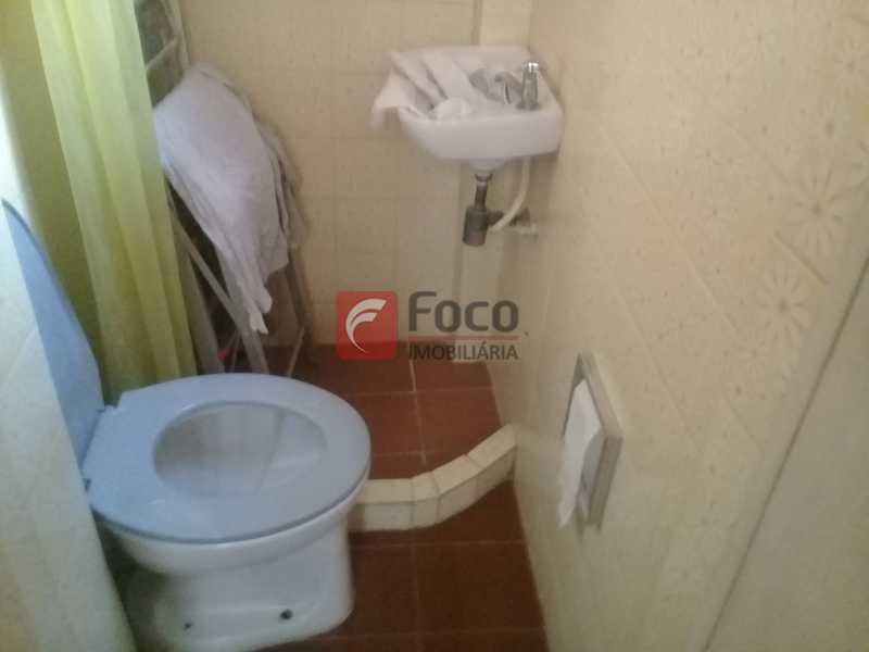 banheiro de empregada - Apartamento 2 quartos à venda Glória, Rio de Janeiro - R$ 550.000 - JBAP20946 - 28