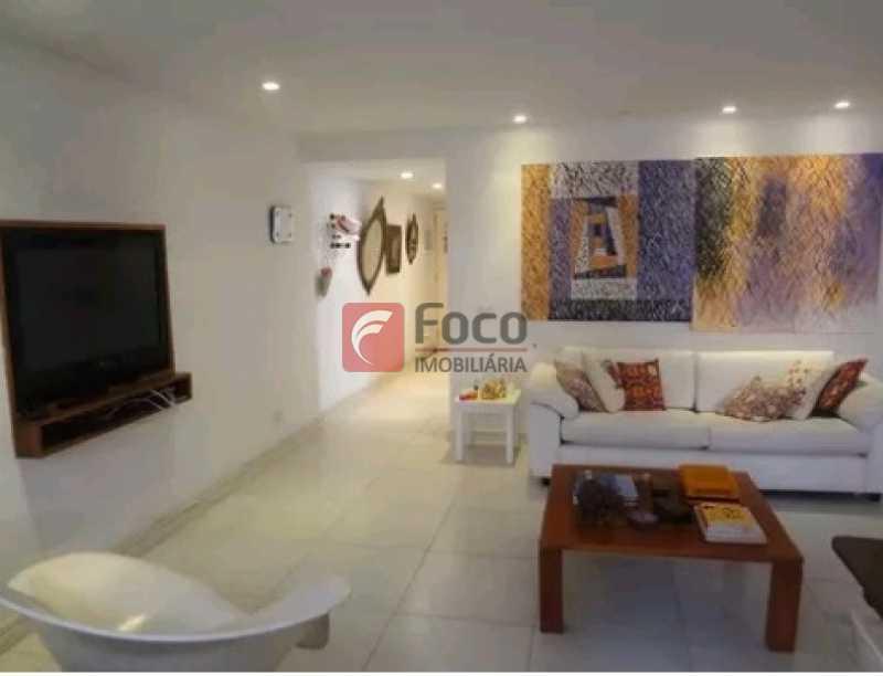 SALA - Apartamento à venda Avenida Borges de Medeiros,Leblon, Rio de Janeiro - R$ 1.630.000 - FLAP22472 - 4