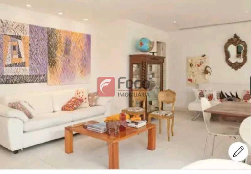 SALA - Apartamento à venda Avenida Borges de Medeiros,Leblon, Rio de Janeiro - R$ 1.630.000 - FLAP22472 - 7