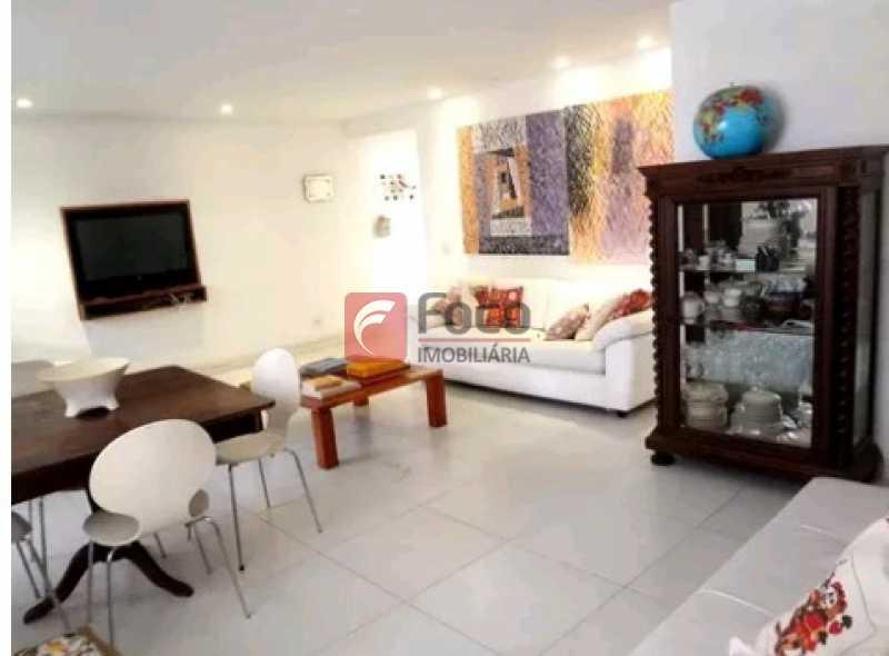 SALA - Apartamento à venda Avenida Borges de Medeiros,Leblon, Rio de Janeiro - R$ 1.630.000 - FLAP22472 - 3