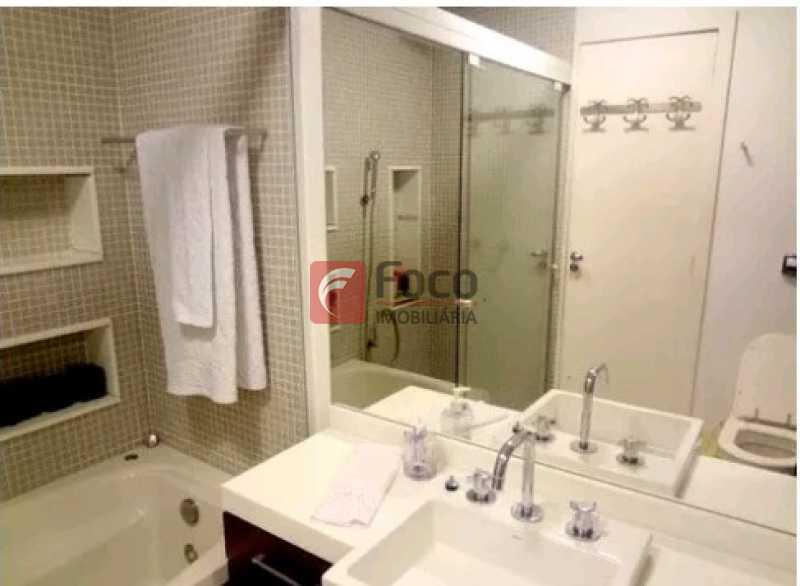 BANHEIRO SUÍTE - Apartamento à venda Avenida Borges de Medeiros,Leblon, Rio de Janeiro - R$ 1.630.000 - FLAP22472 - 15