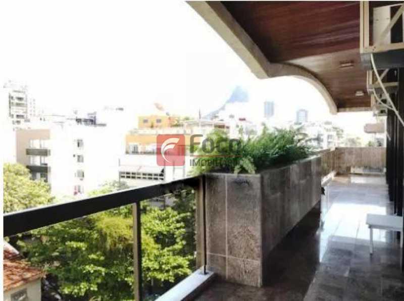 4 - Cobertura Rua Nascimento Silva,Ipanema,Rio de Janeiro,RJ À Venda,4 Quartos,317m² - JBCO40077 - 3