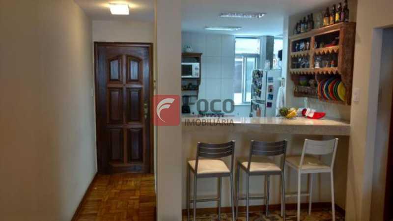 SALA E COZINHA - Apartamento Rua Artur Bernardes,Catete,Rio de Janeiro,RJ À Venda,2 Quartos,71m² - FLAP22474 - 3