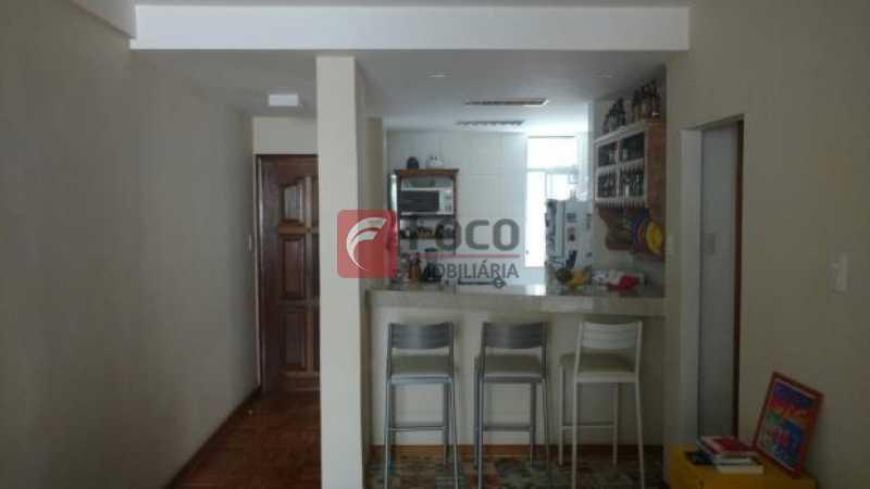 SALA E COZINHA - Apartamento Rua Artur Bernardes,Catete,Rio de Janeiro,RJ À Venda,2 Quartos,71m² - FLAP22474 - 8