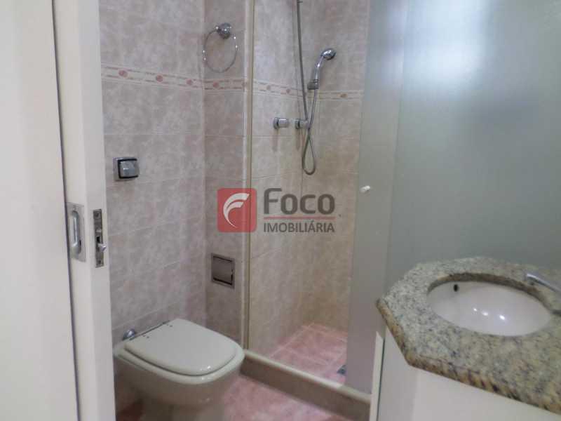 BANHEIRO SOCIAL - Apartamento à venda Travessa Carlos de Sá,Catete, Rio de Janeiro - R$ 560.000 - FLAP22479 - 10
