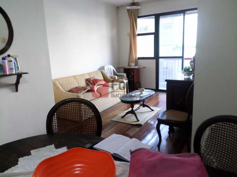 SALA - Apartamento à venda Rua Professor Alfredo Gomes,Botafogo, Rio de Janeiro - R$ 1.200.000 - FLAP22482 - 3