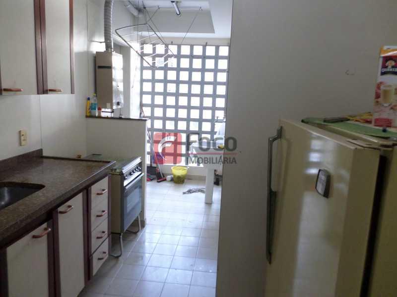 COZINHA / ÁREA SERVIÇO - Apartamento à venda Rua Professor Alfredo Gomes,Botafogo, Rio de Janeiro - R$ 1.200.000 - FLAP22482 - 19