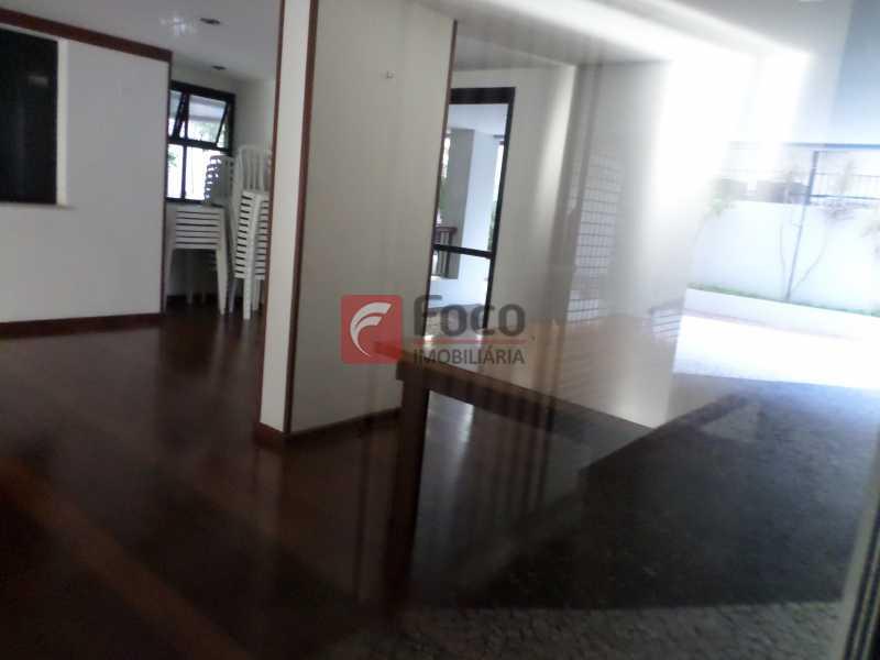 SALÃO FESTAS - Apartamento à venda Rua Professor Alfredo Gomes,Botafogo, Rio de Janeiro - R$ 1.200.000 - FLAP22482 - 23