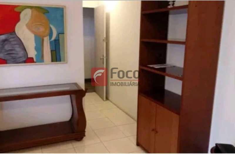 1 - Flat à venda Avenida Bartolomeu Mitre,Leblon, Rio de Janeiro - R$ 1.500.000 - JBFL10036 - 6