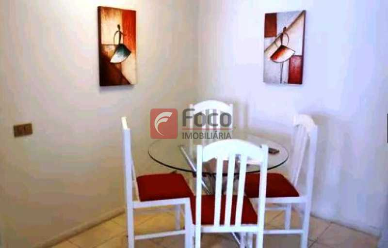 3 - Flat à venda Avenida Bartolomeu Mitre,Leblon, Rio de Janeiro - R$ 1.500.000 - JBFL10036 - 4