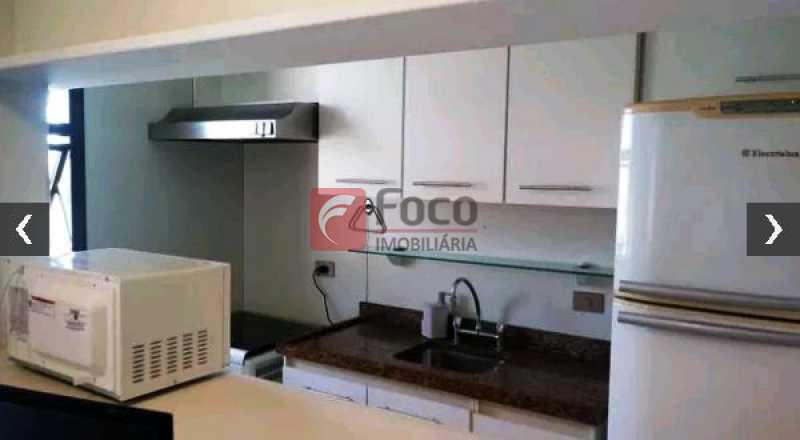 5 - Flat à venda Avenida Bartolomeu Mitre,Leblon, Rio de Janeiro - R$ 1.500.000 - JBFL10036 - 7