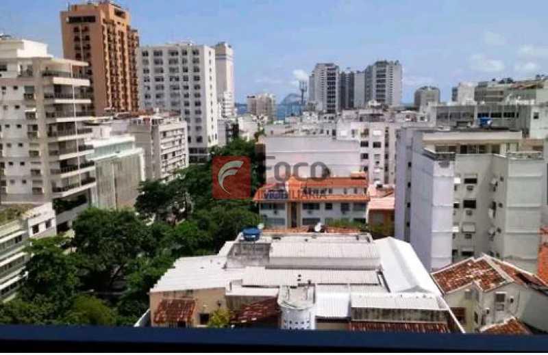 6 - Flat à venda Avenida Bartolomeu Mitre,Leblon, Rio de Janeiro - R$ 1.500.000 - JBFL10036 - 3