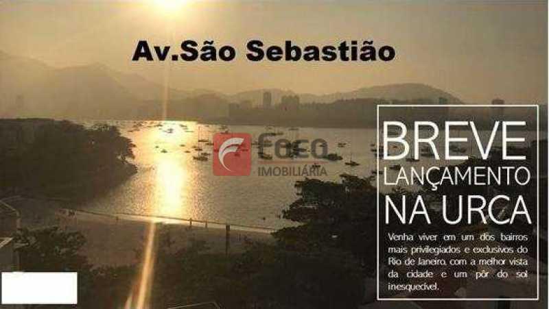 01 - Apartamento à venda Avenida São Sebastião,Urca, Rio de Janeiro - R$ 2.261.600 - FLAP32320 - 1