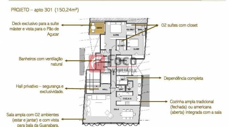 17 - Apartamento Avenida São Sebastião,Urca,Rio de Janeiro,RJ À Venda,3 Quartos,138m² - FLAP32320 - 18