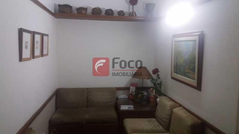 Recepção - Sala Comercial 40m² à venda Avenida Nossa Senhora de Copacabana,Copacabana, Rio de Janeiro - R$ 800.000 - JBSL00069 - 1