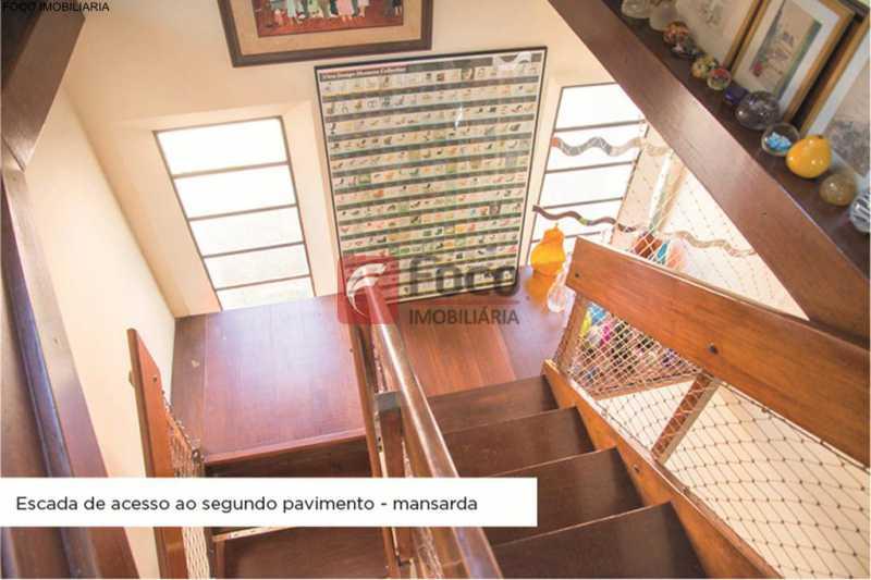 entrada quarto - Casa 4 quartos à venda Jardim Botânico, Rio de Janeiro - R$ 3.870.000 - JBCA40052 - 8