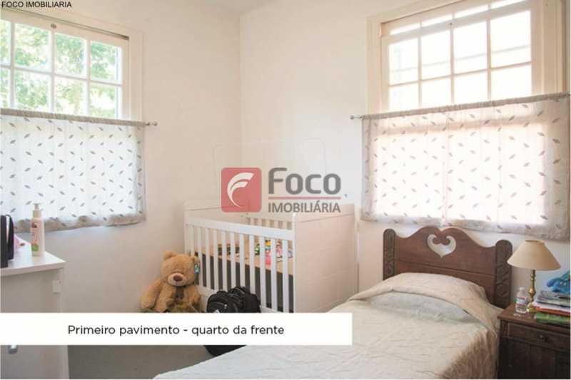 quarto 3 - Casa 4 quartos à venda Jardim Botânico, Rio de Janeiro - R$ 3.870.000 - JBCA40052 - 16