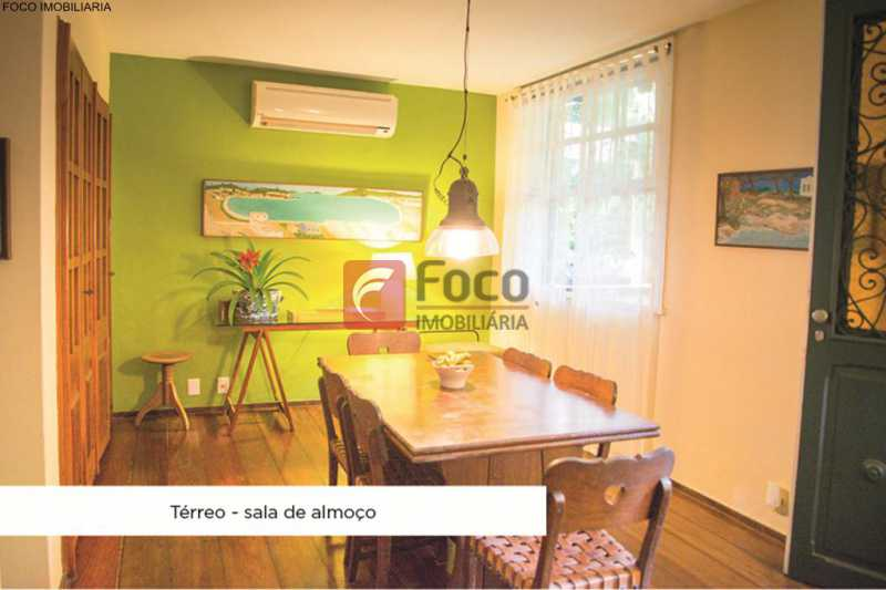 sala   1 - Casa 4 quartos à venda Jardim Botânico, Rio de Janeiro - R$ 3.870.000 - JBCA40052 - 7