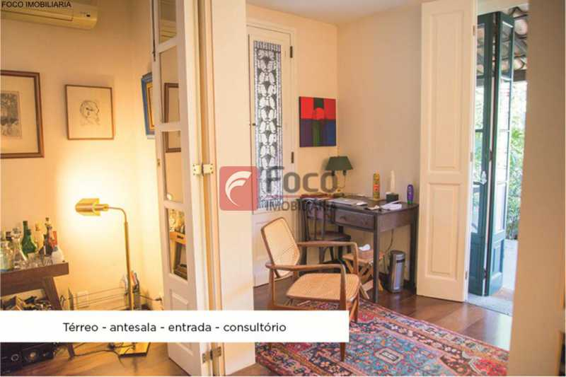 sala 2 ang 2 - Casa 4 quartos à venda Jardim Botânico, Rio de Janeiro - R$ 3.870.000 - JBCA40052 - 15