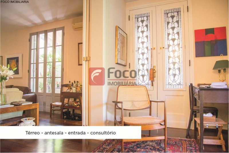 sala  2 ang 3 - Casa 4 quartos à venda Jardim Botânico, Rio de Janeiro - R$ 3.870.000 - JBCA40052 - 21