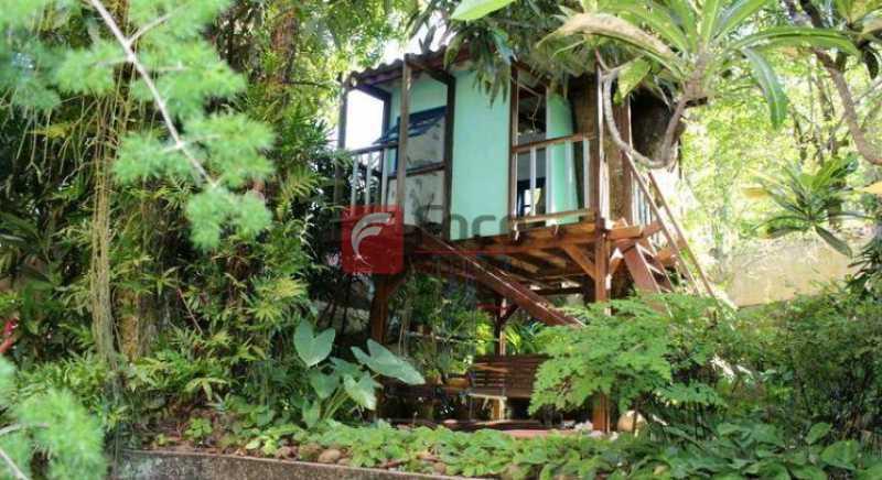 jardim  - Casa 4 quartos à venda Jardim Botânico, Rio de Janeiro - R$ 3.870.000 - JBCA40052 - 25
