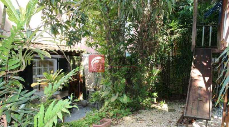 jardim - Casa 4 quartos à venda Jardim Botânico, Rio de Janeiro - R$ 3.870.000 - JBCA40052 - 26