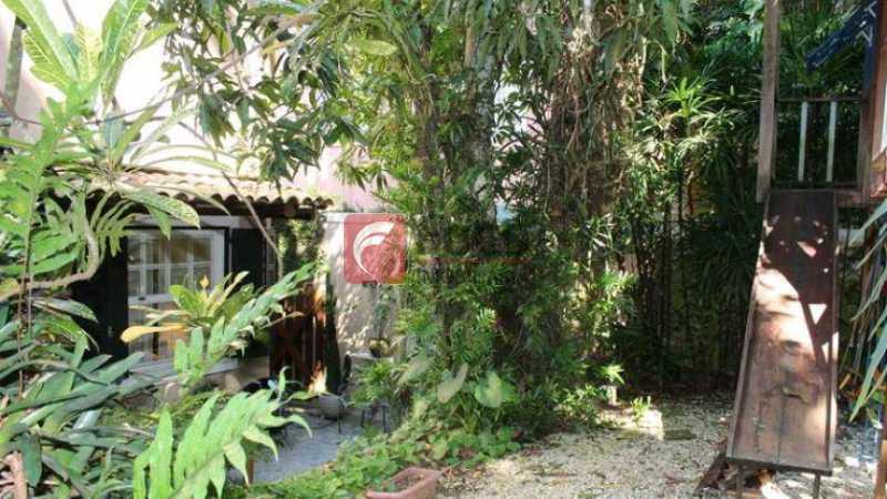 jardim - Casa 4 quartos à venda Jardim Botânico, Rio de Janeiro - R$ 3.870.000 - JBCA40052 - 27