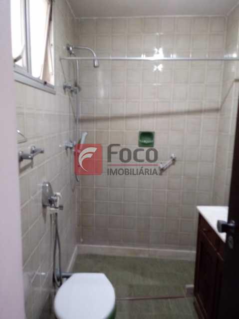 BANHEIRO SOCIAL - Apartamento 3 quartos à venda Laranjeiras, Rio de Janeiro - R$ 1.550.000 - FLAP32345 - 10