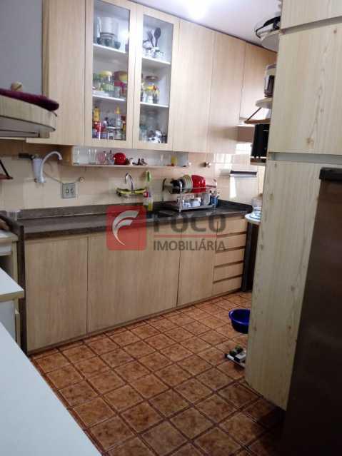 COZINHA - Apartamento 3 quartos à venda Laranjeiras, Rio de Janeiro - R$ 1.550.000 - FLAP32345 - 12